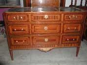 Restauración mueble