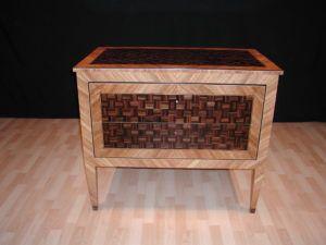 ebanistería de mueble clasico, ebanisteria y restauracion