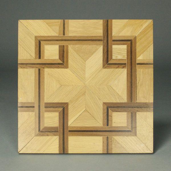 Tarima geometrica