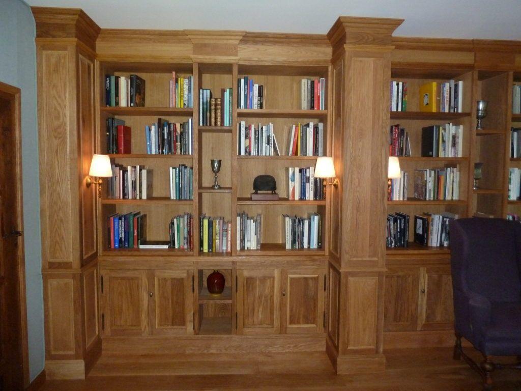 librería a medida en madrid
