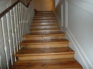 restauracion de escalera