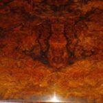 madera de raiz de nogal español