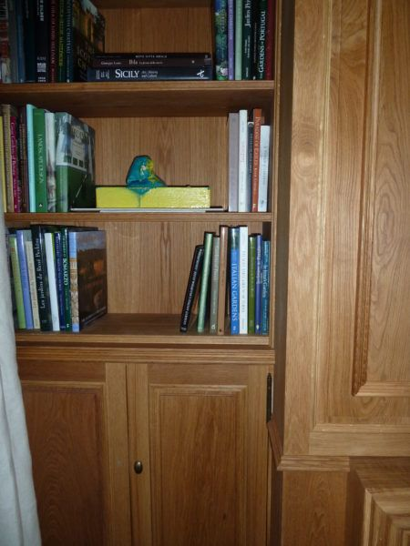 libreria a medida clasica