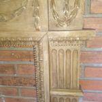 restauracion de frente de chimnea