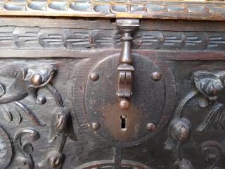 restauracion cerradura mueble castellaño