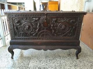 restauracion mueble castellaño
