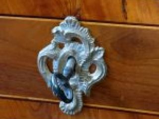boca llave latón antiguo