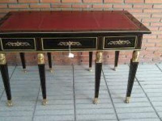 restaurar mesa escritorio antigua