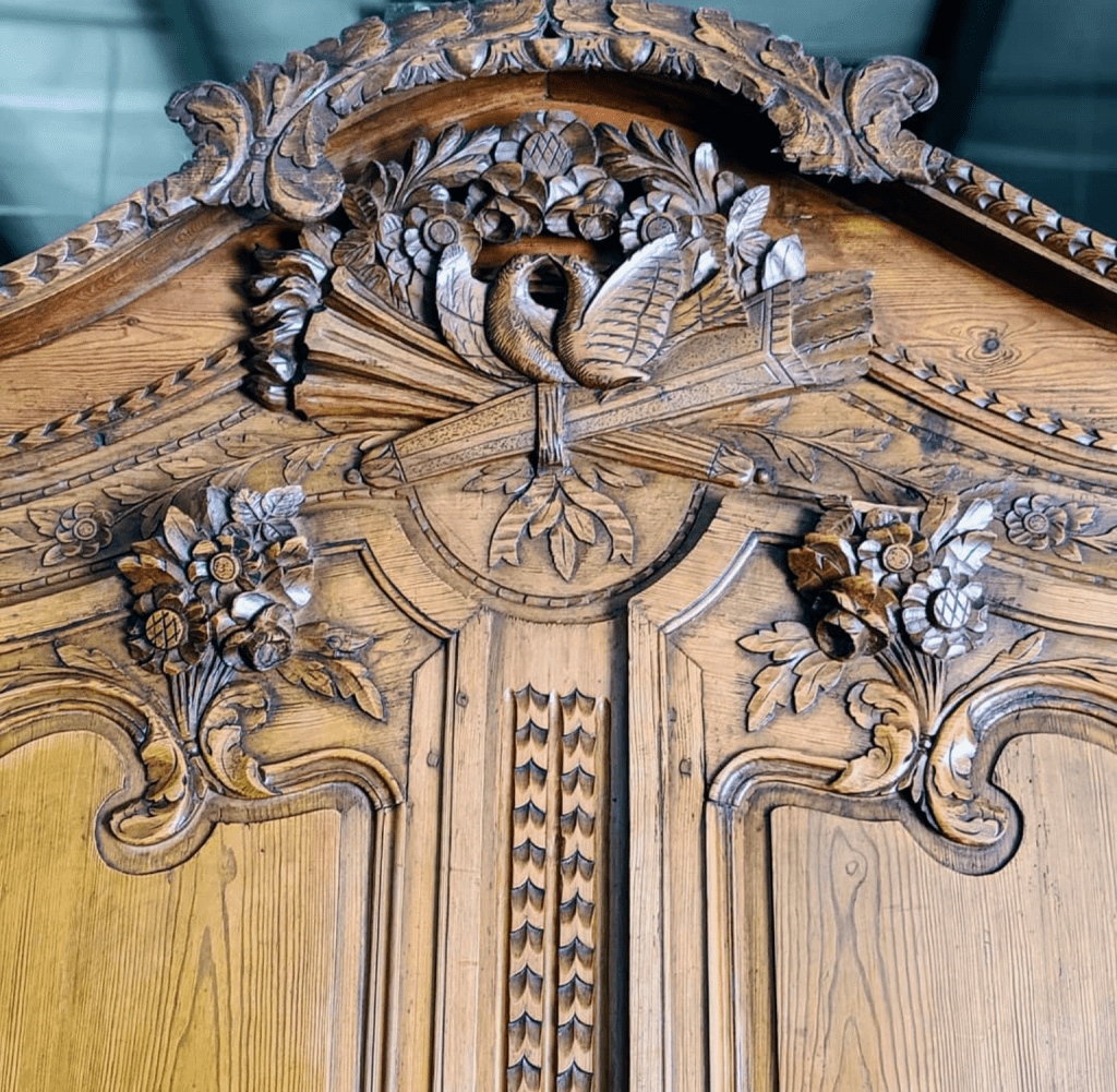 restauracion armario provenzal