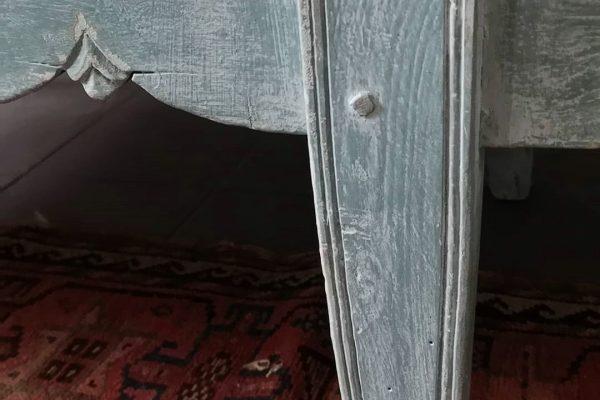 banco madera patinado