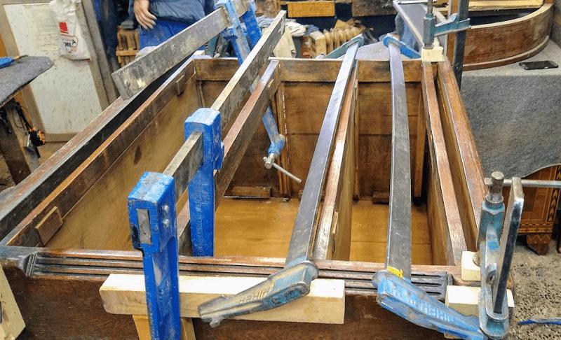 restauración mueble Madrid
