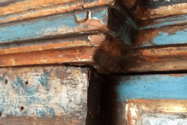 Molduras para restauración