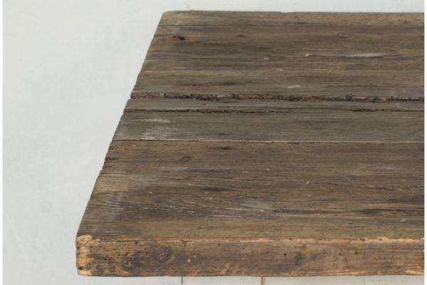 mesa de trabajo pino viejo