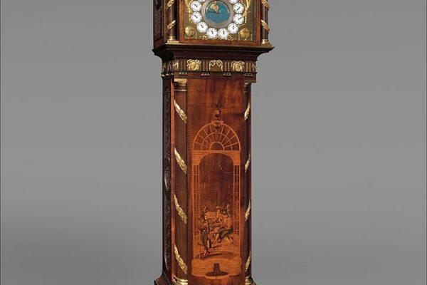 Reloj Longcase