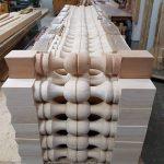 Torneado artesanal de madera