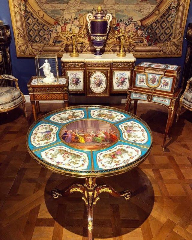 Los muebles de Martin clarin