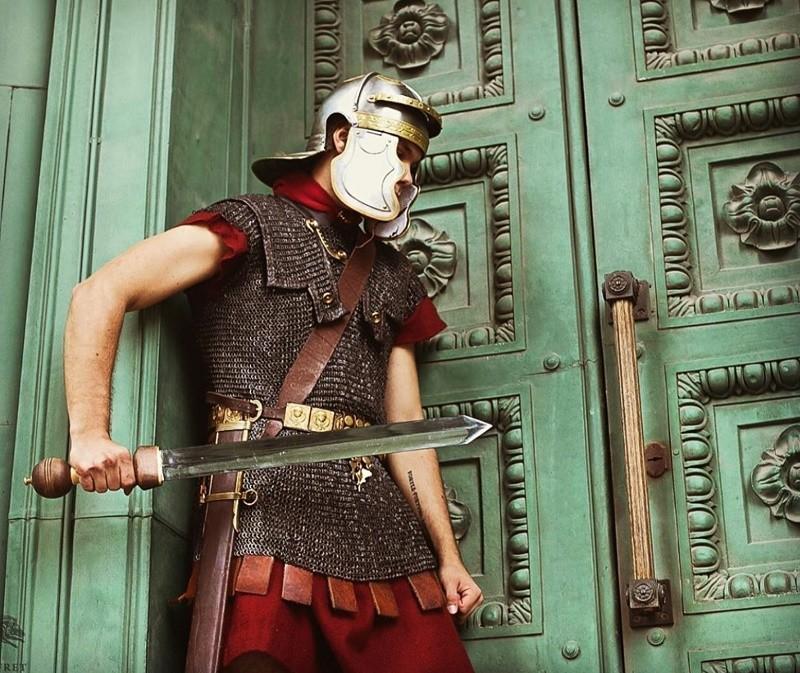 5 curiosidades sobre las puertas en la antigua Roma.